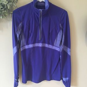 Purple Lululemon Jacket size 6